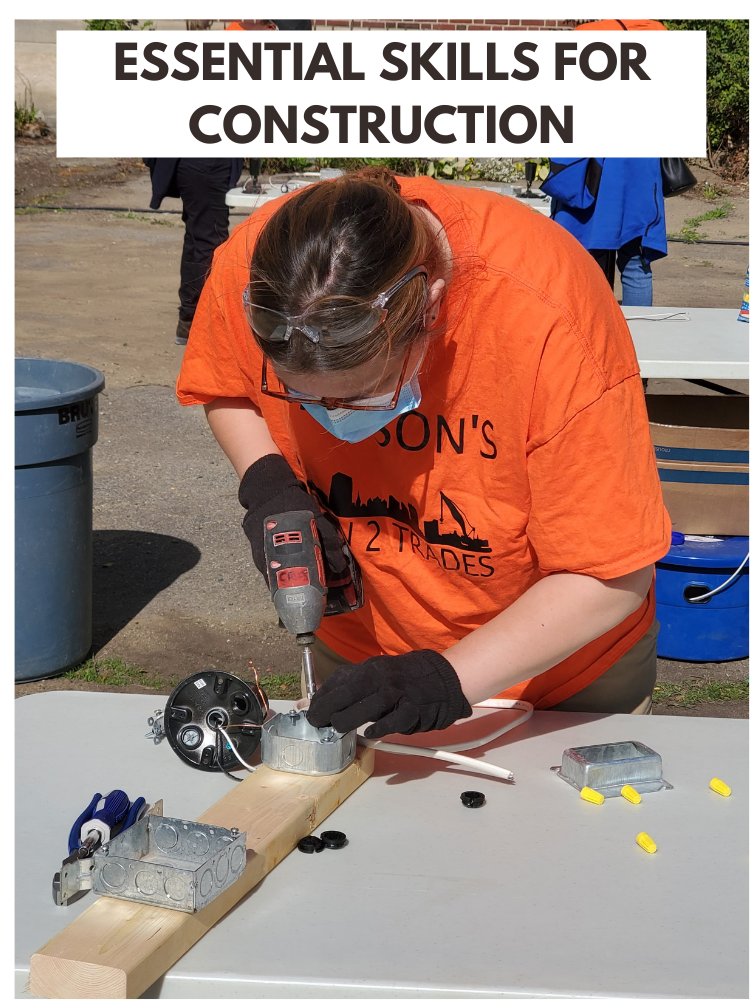 Essential Skills for Construction